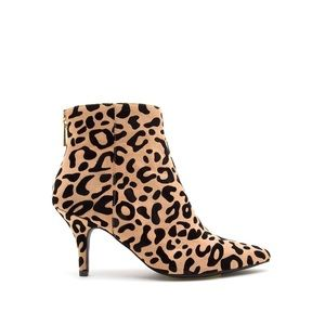 Leopard Kitten Heal Booties